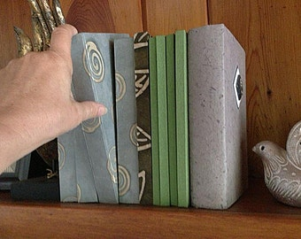 Hand binding your journals or stories