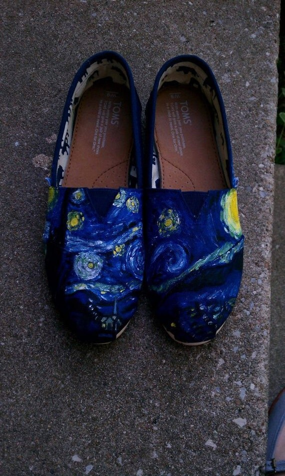 Custom TOMS - Van Gogh