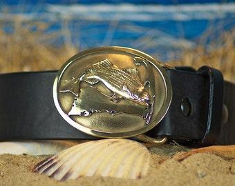 Snelled fish hook belt for Fish hook belt