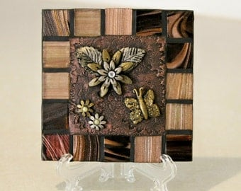 Butterfly Decorative Ceramic tile Home decor