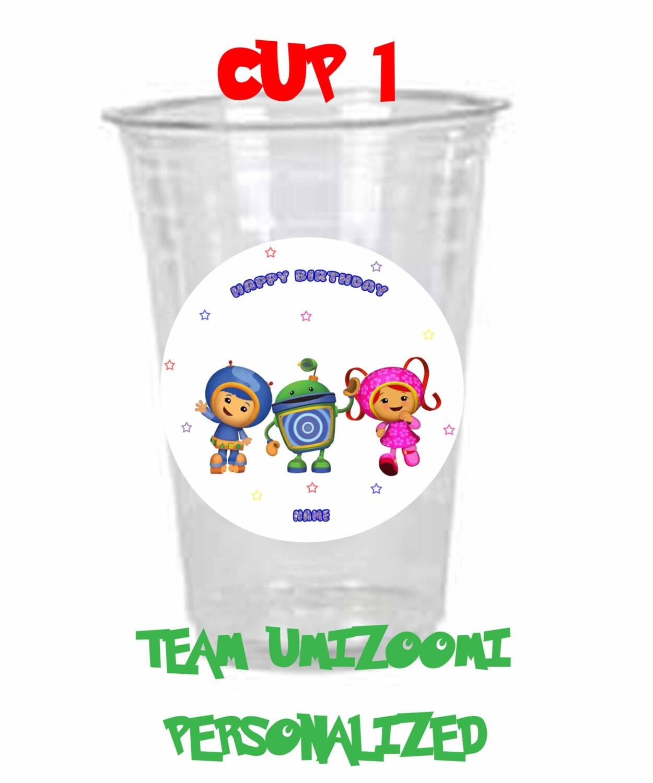 team umizoomi birthday party supplies