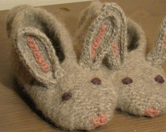 Bunny slippers socks shoes