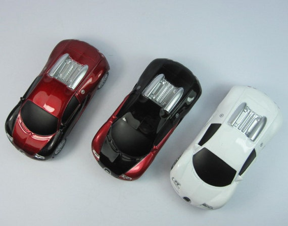hand made bugatti veyron car shape usb flash drive. Black Bedroom Furniture Sets. Home Design Ideas