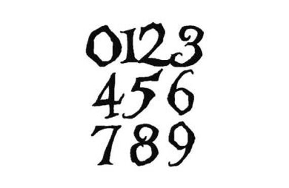 INSTANT DOWNLOAD Alice in Wonderland Machine Embroidery Font