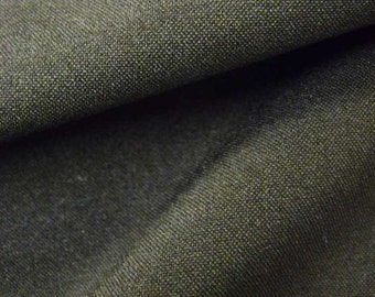 "60"" black stretch gabardine"
