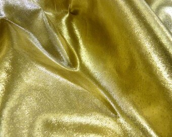 tissue lame gold 44 in.