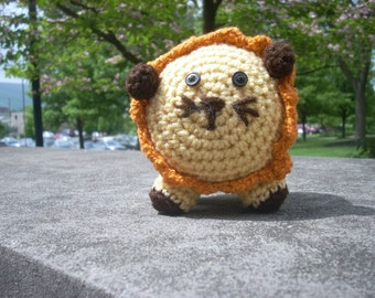 Mostly Spherical Lion