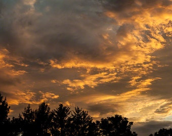 Cloudscape Series - SkyFire 2