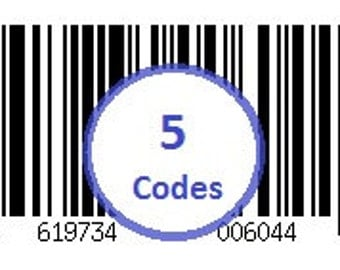 5 UPC GS-1 Barcodes to Sell Online or Retail Your Product  upc4u