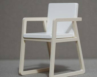Chair for modern dining table