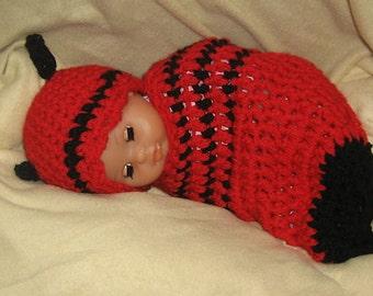 Sweet baby set - crochet reborn, Preemie, newborn - photo shoot