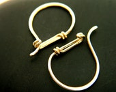 Locking Removable Brass Stitch Marker