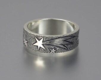 MOONSTRUCK silver band