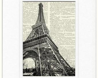 La Tour Eiffel II print