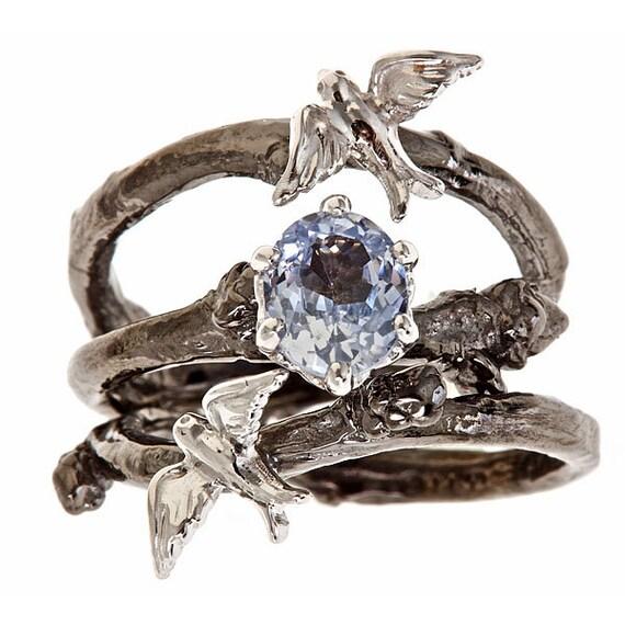 branch wedding rings - photo #19