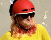 Unicorn Horn Sweatband  for Bike Helmets - Pick Your Color
