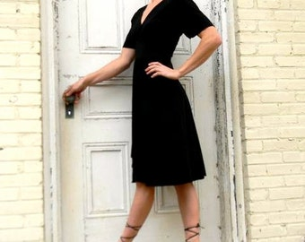 Austin Dress ~ Bamboo & Organic Cotton ~ Made to Order