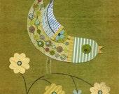 Sheila the Bird Print 8.5 x 11