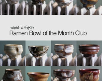 ramen bowl of the month club