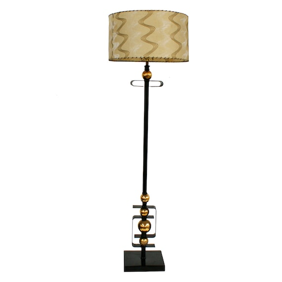 1950's Floor Lamp Atomic Mid Century Modern