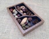 Branch Trays- Small Walnut