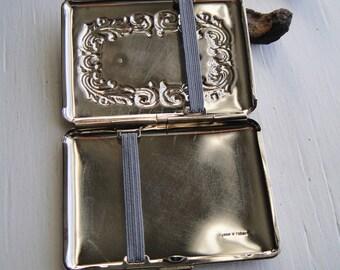 1 Pair Replacement Elastics for  Metal Wallet / Cigarette Case