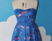 disney peter pan sweet heart dress - all sizes