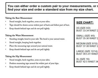 Size Chart for Casey Crespo Store