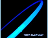 """On SuPeR SaLE - UV/BLACKLiGHT REACTiVE Clear Poly Pro Hoop Available in 3/4"""" OD and 5/8"""" OD THiN! - Super Bright. Any Size. Free Sanding!"""