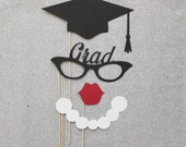 Graduation Photo Booth Props. Class of 2013 Photo Props. Photo Booth. Photo Prop