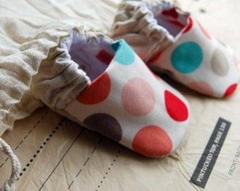 Spotty Dotty Baby Shoes
