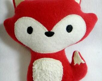 Fox Softie Toy