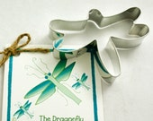 Cookie Cutter, Dragonfly Cookie Cutter, Bug, Insect, Garden, Party Favors, Camping, Bugs, Insect, Boys, Birthday Party, Sandwich Cutter