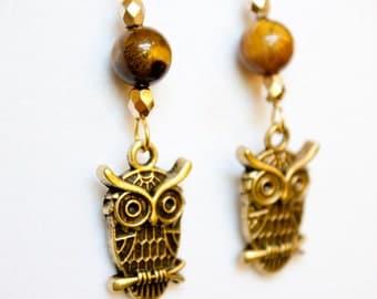 Wise Earrings