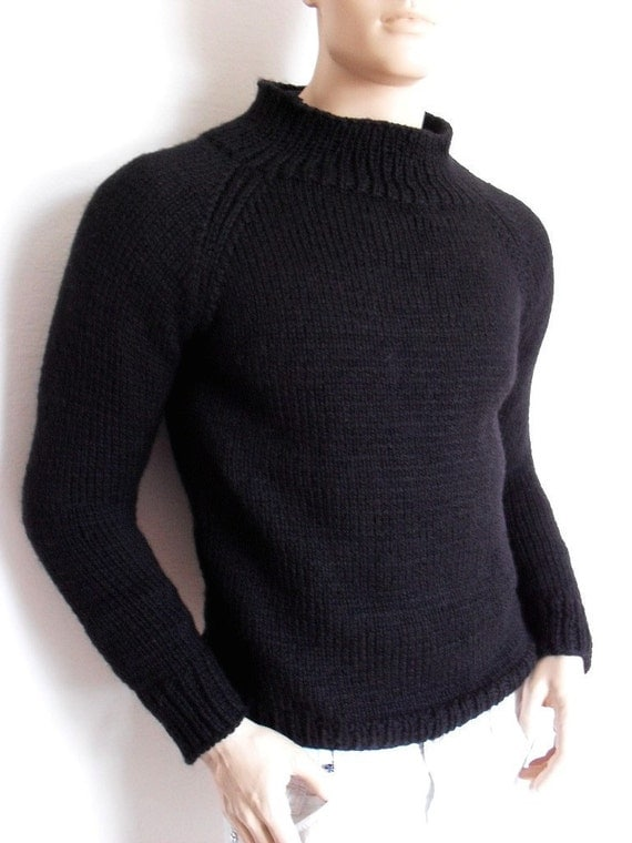 Mens Alpaca Sweaters