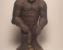 Bigfoot Sasquatch figure sculpture statue limited time only