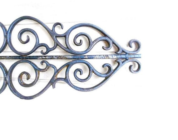 Wrought Iron Chandelier Wall Decor 13