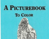 COLORING BOOK - 29 Pen Drawings to Color for Adults, Teens, Children - Adult Coloring Book- Childhood ,Friendship, Family to Color
