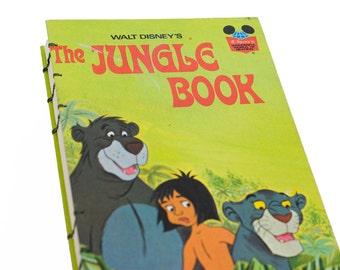 Walt Disney's Jungle Book VINTAGE SKETCHBOOK JOURNAL Notebook