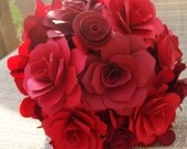 Sample Bouquet  of your wedding colors..Just tell me your colors and your theme