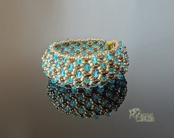 Blue Faberge FREE SHIPPING