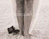 Sandy Toes, 16x24 print