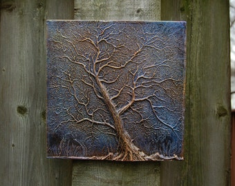 Popular items for tree art on Etsy