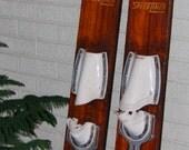 Vintage Speed Liner Water Skis