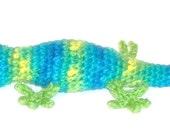 Cat Toy Catnip Tropical Lizard