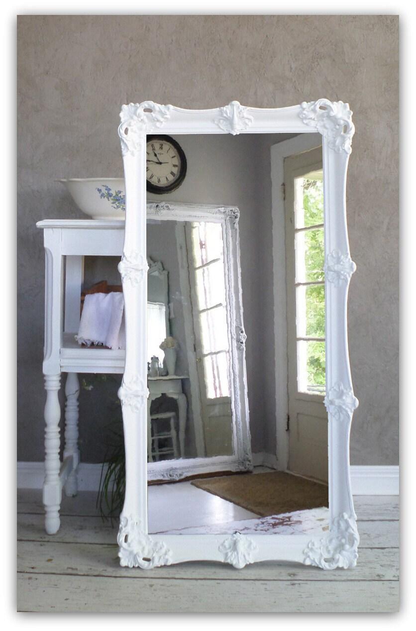 Baroque Bathroom Mirror