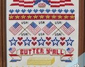 America Supreme - Instant Pattern