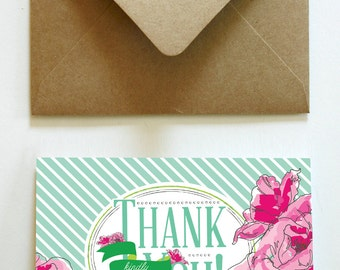 Derby Thank You Notes (50)