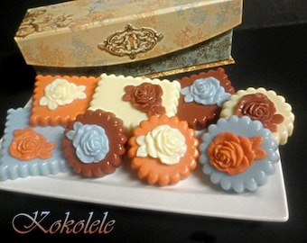 Soap Gift Set of 6 pieces