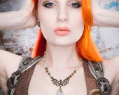 """Clearance Item 30 % Off Realm Of Mythos Necklace 16"""" - 18"""" Adjustable"""